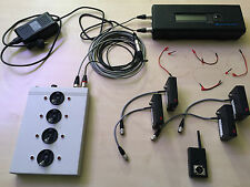 4CH Wireless Tally & Iris System (2,4GHz Spread Spectrum)
