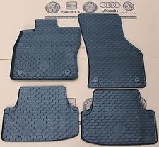 VW Golf 7 original Fußmatten Gummimatten VII vorne hinten Gummifußmatten Matten