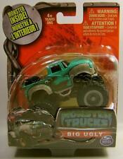 BIG UGLY MOVIE TRUCK MONSTER TRUCKS SPIN MASTER DIECAST 2016 ULTRA RARE