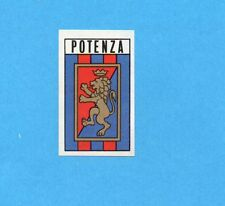 FIGURINA PANINI 1970/71 - POTENZA - SCUDETTO/BADGE -recuperato PERFETTO !