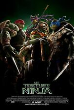 TARTARUGHE NINJA TEENAGE MUTANT HERO TURTLES MANIFESTO MEGAN FOX WILL ARTNETT
