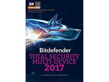 Bitdefender Total Security Multi-Device 2017 - 5 PCs