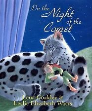 On the Night of the Comet by Lena Coakley (2004, Picture Book)