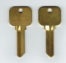 Schlage SC4 C 1145 6 pin Do Not Duplicate Key Blank X2