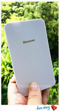 Newmine Ultra-thin Mobile Portable Lithium Polymer Emergency Power Bank 3200mAh