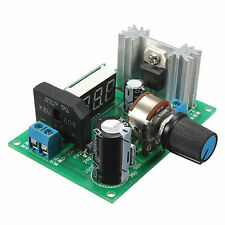 LM317 Adjustable Voltage Regulator Step-down Power Supply Module LED Meter 13HE