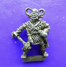 ADD15 evil fighter low level pose axe citadel gw games workshop AD&D tsr