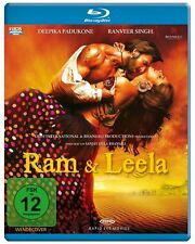 Ram & Leela - Bollywood Blu-ray Disc NEU + OVP!