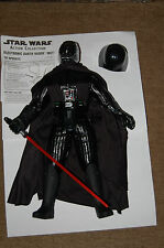 "Darth Vader Removable Elect 12""-Hasbro-Star Wars 1/6 Scale Customize Side Show"