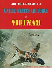 Ginter Air Force Legends 216: United States Air Force In Vietnam