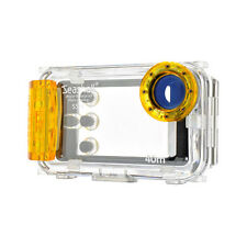 Seashell SS-i Waterproof Underwater Housing Case for iPhone 3 3G 3GS 4 4S Yellow