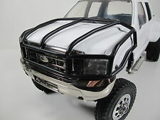 Tamiya RC 1/10 scale Ford F350 F-350 High Lift custom made Front Metal Roll Rack