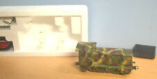 lima ho  pour   marklin   rare  loco  tracteur    version  camouflage  neuf