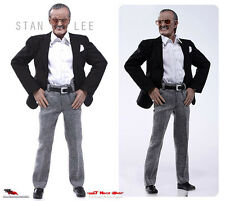 "Stan Lee artistic conception figurine 12"" figure (1:6) Phicen Limited DTP.01"