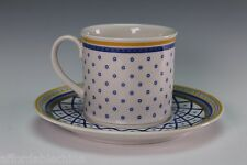 Villeroy & Boch PERPIGNAN Cup and Saucer - Appears Unused!