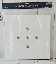 "Cake Frame 14"" Square Base Board Pack Cake Frame Accessories Cake Support"