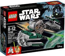 LEGO Star Wars - 75168 Yoda's Jedi Starfighter mit R2-D2 - Neu OVP