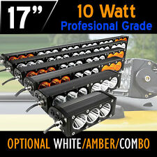 LED Light Bar– 90w 17 Inch CREE 10w LEDs 12v,24v, 4x4 4WD Offroad Car,Truck,Work