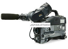 USED Sony HDW-750 with HDVF-20A HDCAM High Definition Camcorder JUNK