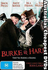 Burke And Hare DVD NEW, FREE POSTAGE WITHIN AUSTRALIA REGION 4