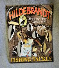 2003 Hildebrandt Fishing Tackle Lures Spinners Baits Catalog
