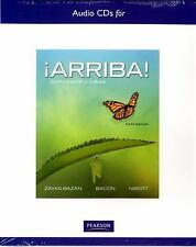 Audio CD's for ¡Arriba!: Comunicación y cultura, Nibert, Holly J., Bacon,