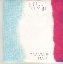 (CV209) Still Flyin, Travelin' Man - 2012 DJ CD