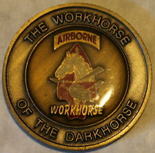 160th Special Operations Airborne Regt SOAR Night Stalkers Army Challenge Coin