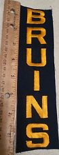 VINTAGE UCLA BRUINS SLEEVE PATCH