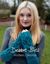Modern Classics Pattern Booklet by Debbie Bliss -  Department Store Return