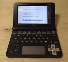 Casio Ex Word Dataplus 8 XD-U8600 Japanese Electronic Dictionary