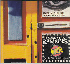 MODENA CITY RAMBLERS - cent'anni di solitudine CD single
