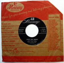 DORI ANNE GRAY 45 Pitty Pat Band / Heartbreak Alley ROCK N ROLL Pop GROUP w1313