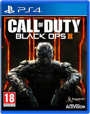Call of duty black ops 3 (iii) PS4 * en excellent état *