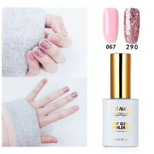 2 PIECES RS 067-290 Gel Nail Polish UV LED Varnish Soak Off 15ml New Stock