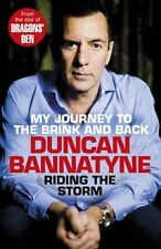 Riding the Storm, Bannatyne, Duncan, New condition, Book