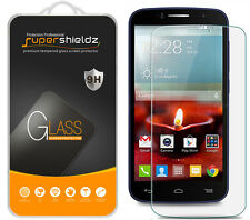2X Supershieldz Tempered Glass Screen Protector For Alcatel OneTouch Pop Icon