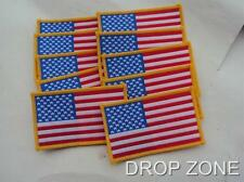 1950's to Vietnam War US Army Military Stars & Stripes Patches / Badges x 20