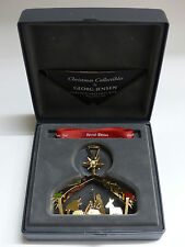 Georg Jensen GOLDEN CHRISTMAS NATALE mobile 2012 SPECIALE EDITION OVP 3583001