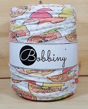 """Bobbiny """"sustancia Garn frutos de naranja, amarillo multicolor"""" Nuevo Croché, tejer como hooked 826"""