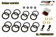 Honda VFR400 R NC30 RK RL R3K R3L front brake caliper seal repair kit 1989 1990