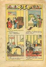 Caricature Radio Poste T.S.F. Château Lampes New York France 1932 ILLUSTRATION