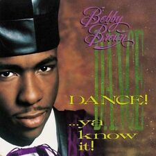 Dance! . . . Ya Know It Bobby Brown Audio CD