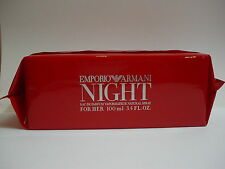 Emporio Armani Night for Her Red Eau de Parfum 100 mL (3.4 oz) Sealed