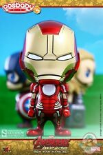 Marvel Avengers Age of Ultron Cosbaby Iron Man Mark XLIII Hot Toys