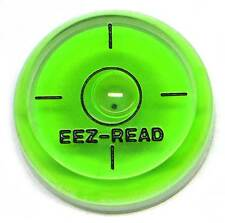 30mm x 12mm Bullseye Bubble Level EEZ-READ with free shipping