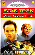 "Robert Sheckley - "" Star TREK - Deep Space Nine 14 - Das Spiel der LAERTANER """
