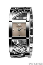 Emporio Armani AR5777 - Ladies Stainless Steel Bracelet Watch