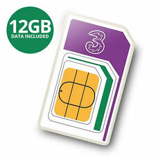International Data Roaming SIM. 12GB Broadband 4G. UK/USA/EUROPE/ASIA Save £££'s