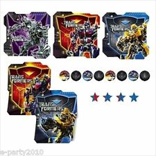 TRANSFORMERS PARTY TIME DECORATION KIT ~ Birthday Supplies Garland Centerpieces